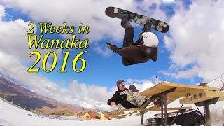 2 Weeks in Wanaka 2016