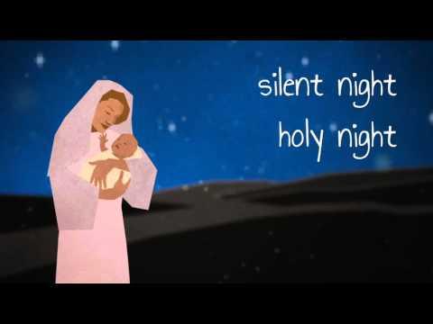 Silent Night - Kid's Version w/ Lyrics
