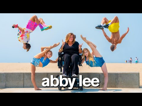 Dance Moms Minis vs Extreme Acrobats | ft Lilly & Ellie