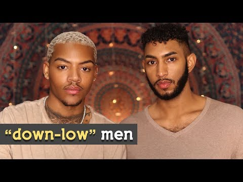 """The different types of DL """"downlow men"""" & how to read them 