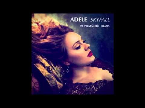 Adele - Skyfall (Montmartre Remix)