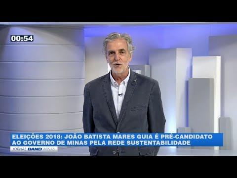 ENTREVISTA JOÃO BATISTA MARES GUIA - 20/03/2018