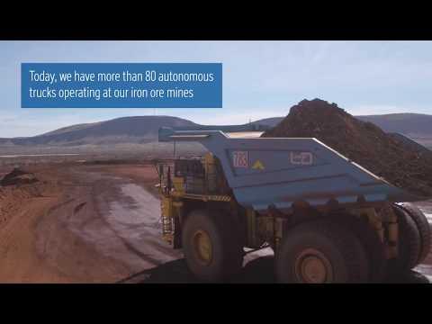 Rio Tinto to expand autonomous fleet