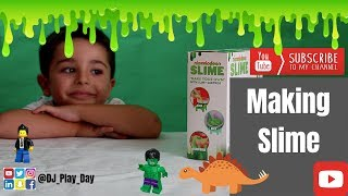 Slime a funny video for kids