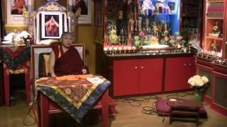 The Heart Sutra with Geshe Ngawang Tenley (02/24/2016)