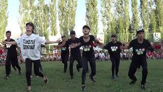 Современный танец  1 команда Конкурс Стартинейджер 3 сезон Лагерь Пахлавон Лето 2019  2 версия