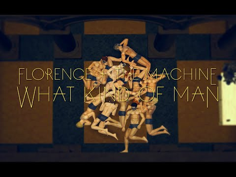 Florence + the Machine - What Kind Of Man (2015 Fuelled Pop Version) (Fan Music Video)