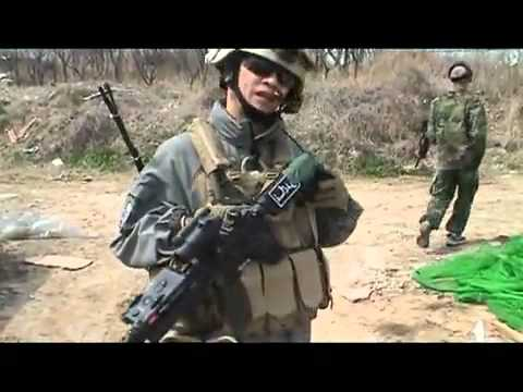 AIRSOFT - Modern Combat  (Urban CQB Battle)