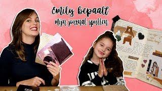 Bullet journal challenge: Emily zoekt mijn bullet journal spullen uit - CreaChick