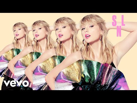 "Taylor Swift - ""False God"" (Live on Saturday Night Live / 2019)"