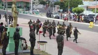 10ª Região Militar realiza comemorações em homemagem ao Dia da Infantaria.