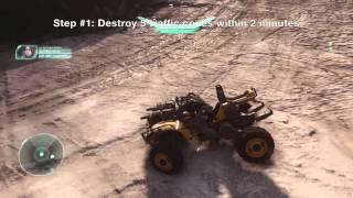 Halo 5: Guardians - Thunderstorm Skull Location (Evacuation Skull)