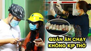 Khách đặt món nhâm nhi chờ xem Việt Nam - Oman, quán ăn Sài Gòn chạy không kịp thở