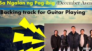 Sa Ngalan ng Pag-ibig (backing track)
