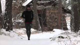 The Runner In Winter - Anton Krupicka