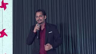Expanding the Gamut of Success | Paritosh Tripathi | TEDxShivajiCollege