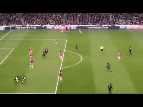Nani top 10 goals from 2007-2010