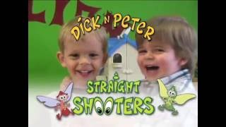 Potty training boy toddlers to pee standing up in minutes with Dick'N'Peter