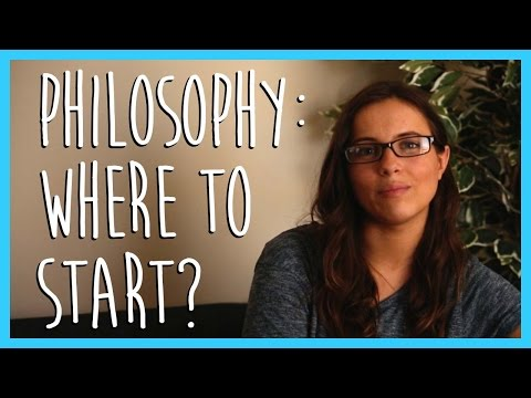 Student Philosopher: Where to Start with Philosophy?