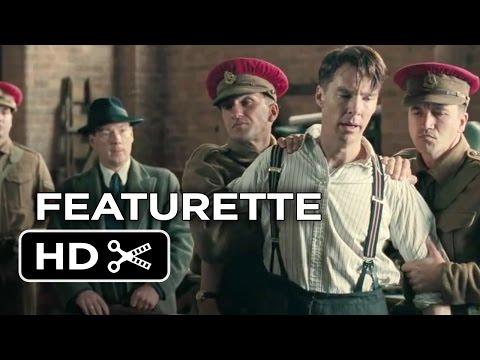 The Imitation Game Featurette  Ensemble 2014  Benedict Cumberbatch, Keira Knightley Movie HD