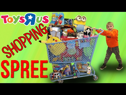 KIDS TAKE OVER TOYS R US!! Mp3