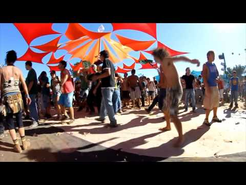 Goasia live at Cosmic Gate II Portugal 2012 - Dancing With The Blue Spirit (Dimensional Records)