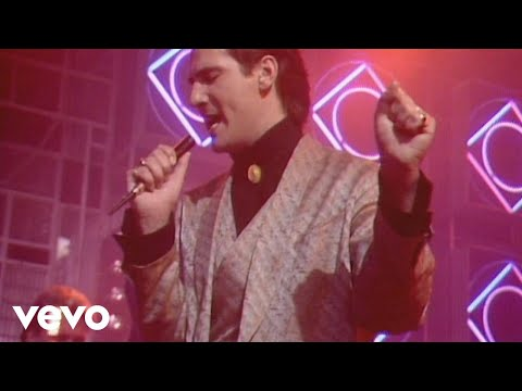 Spandau Ballet - Highly Strung (Top Of The Pops 1984)