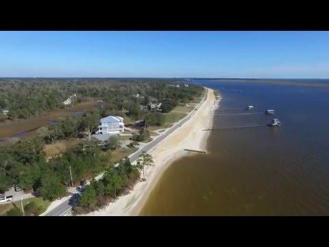 Ocean Springs Front & East Beach