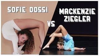 Sofie Dossi VS Mackenzie Ziegler