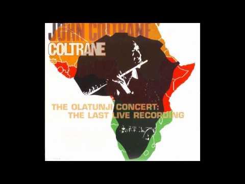 John Coltrane - My Favorite Things (The Olatunji Concert: The Last Live Recording)
