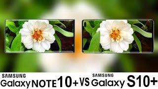Samsung Galaxy Note 10+ Vs Galaxy S10+ Camera Test