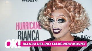 Bianca Del Rio Talks New Movie, Rachel Dratch & Which A-List Pop Star Is A Bianca Superfan! Video