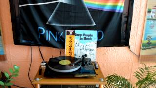 Deep Purple - Child In Time  +  Pro-ject Debut Iii Esprit (turntable)