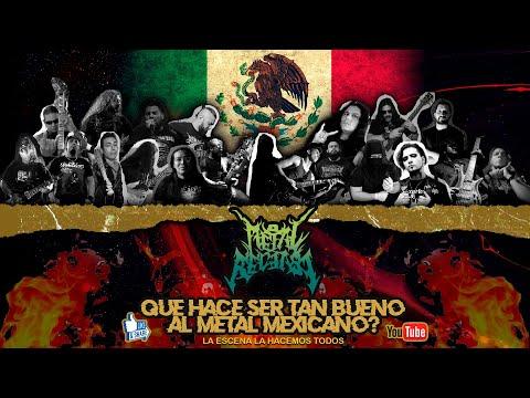 🔥¿Qué hace ser tan bueno al METAL MEXICANO? / Especial Metal Release🔥