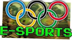 Sollten e-Sports zur olympischen Sportart werden?