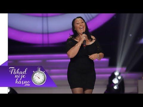 Marina Kurtasevic - Ederlezi - (live) - Nikad nije kasno - EM 12 - 09.12.2018