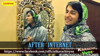 Life Before INTERNET vs Life After INTERNET By Karachi Vynz Official