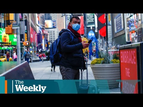 New York's COVID-19 outbreak: How big cities are coping | The Weekly with Wendy Mesley