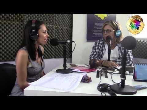 Entrevista Maestra Anandi Radio FM Mantras Buenos Aires (Argentina) Enero 2016