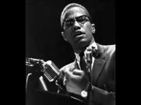 Malcolm X Speech: 'Stop Singing, Start Swinging!'