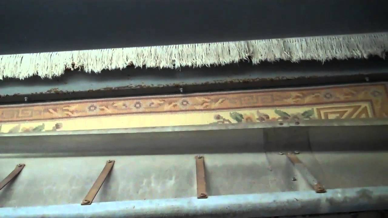 Hand Cleaning Rugs - Rug Cleaners