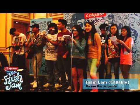 Colgate Fresh Jam - Team Lem (Davao)