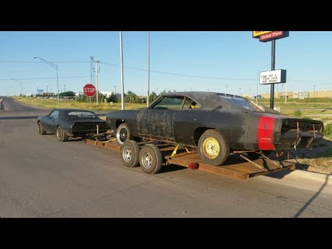 Cheap 1969 Charger Junkyard Project General Lee 68