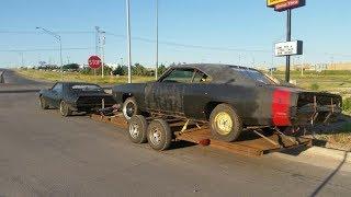 cheap 1969 charger junkyard project, general lee, 68 firebird barnfind ratrod roadkill roadtrip!
