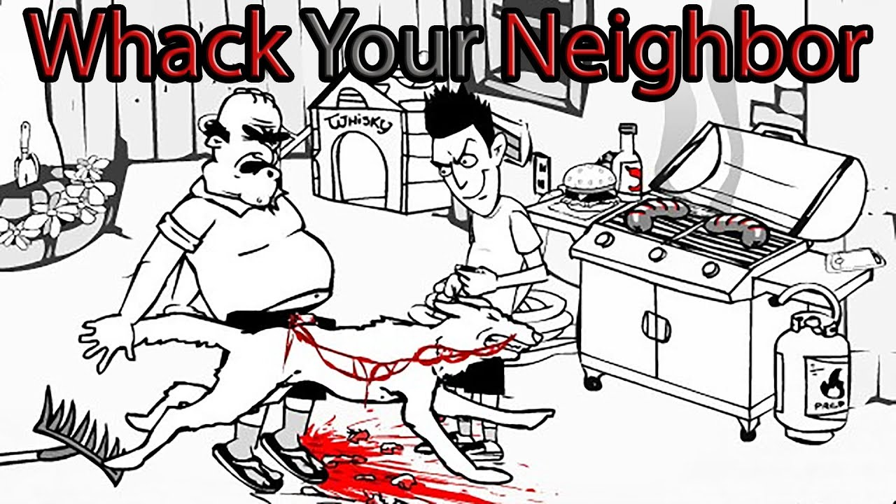Whack Your Neighbor Y8