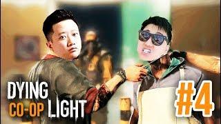 DYING LIGHT ĐỤT #4: VŨ TI HỒNG PHÁT ĐIÊN =))) Một mình chém cả team địch !!!
