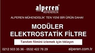 Elektrostatik Filtre Tanıtım Filmi / Alperen Mühendislik Video