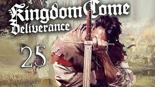 Zagrajmy w Kingdom Come: Deliverance [#25] - ŚMIERDZIEL I JELEŃ!