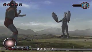 Ultraman All Characters [PS2]