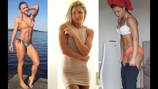 Sophia thiel hot german bodybuilder